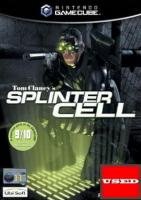 Tom Clancy's Splinter Cell GC USED (No Manual)