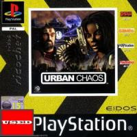 Urban Chaos (Eidos Ricochet) PSX USED (Disc Only)