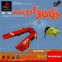 Wipeout 2097 (Platinum) PSX USED (Damaged Case)