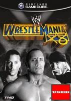 WWE WrestleMania X8 GC USED (Disc Only)