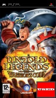 Untold Legends: The Warriors Code PSP USED