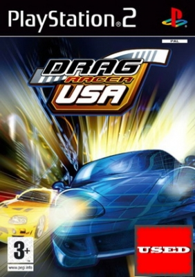 Drag Racer USA PS2 USED_product