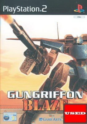 Gungriffon Blaze PS2 USED_product