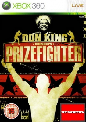 Don King Presents: Prizefighter X360 USED_product