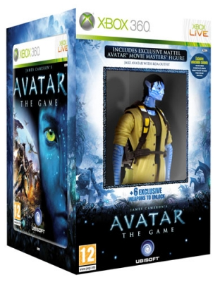 James Camerons Avatar Limited Edition X360 NEW