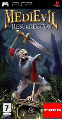 MediEvil: Resurrection PSP USED (UMD Only)