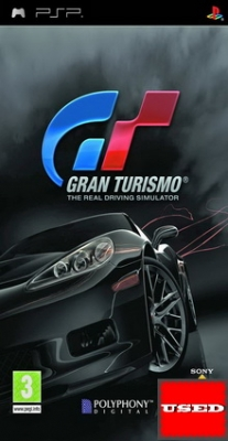 Gran Turismo PSP USED (UMD Only)