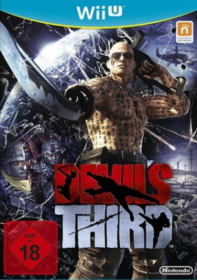 Devil's Third  WII U New