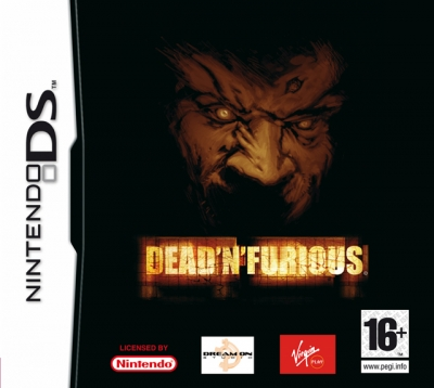 Dead n Furious DS NEW