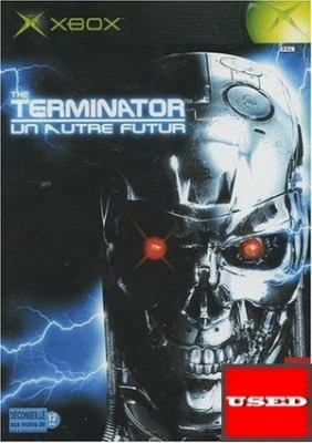 The Terminator: Dawn of Fate XBOX USED_product