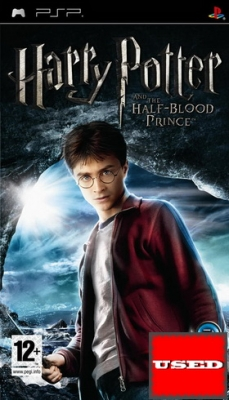 Harry Potter and the Half-Blood Prince PSP USED_product