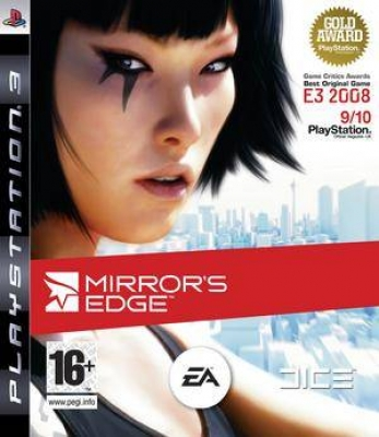 Mirrors Edge PS3 NEW